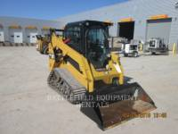 Equipment photo CATERPILLAR 257D MULTITERREINLADERS 1