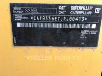 CATERPILLAR KETTEN-HYDRAULIKBAGGER 336E L DC4 equipment  photo 10