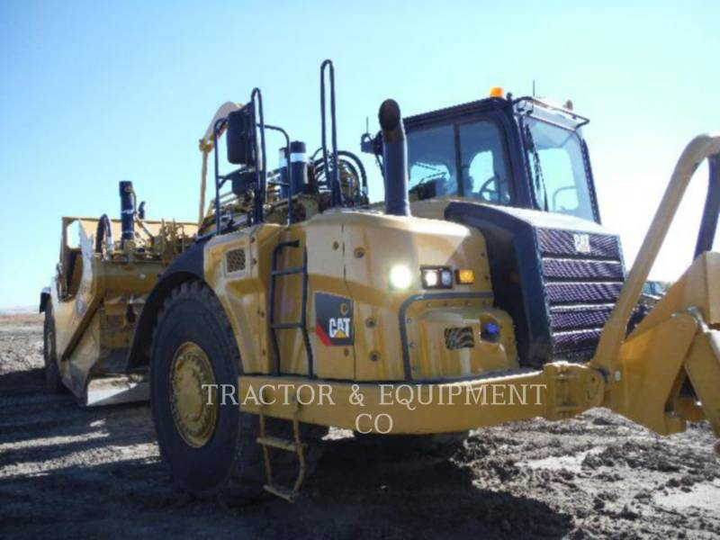 CATERPILLAR WHEEL TRACTOR SCRAPERS 627K equipment  photo 3