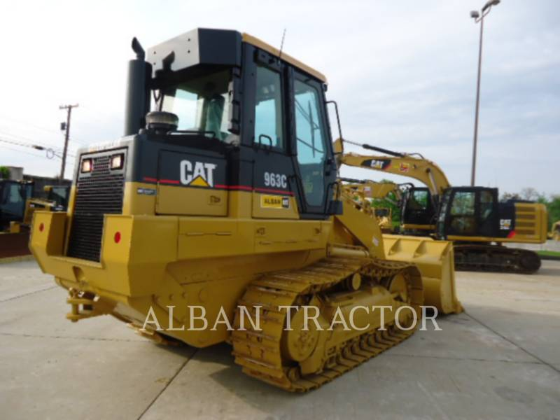CATERPILLAR TRACK LOADERS 963C CAC equipment  photo 3