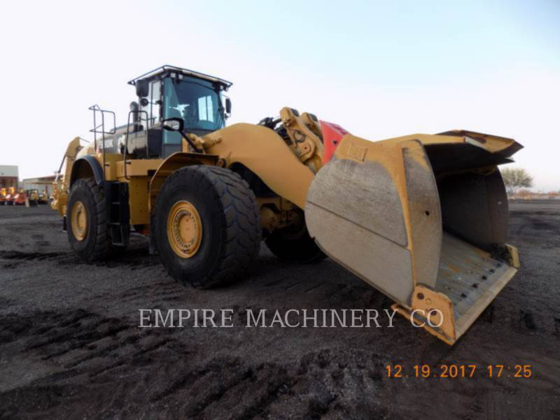 CATERPILLAR WHEEL LOADERS/INTEGRATED TOOLCARRIERS 980K AOC equipment  photo 1