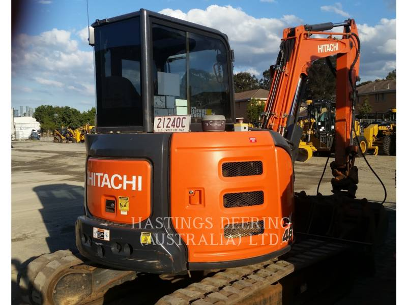 HITACHI TRACK EXCAVATORS ZX48U-5_HT equipment  photo 1