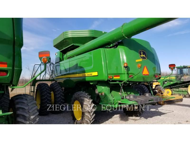 DEERE & CO. COMBINADOS 9870STS equipment  photo 2