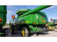 DEERE & CO. COMBINES 9870STS equipment  photo 2