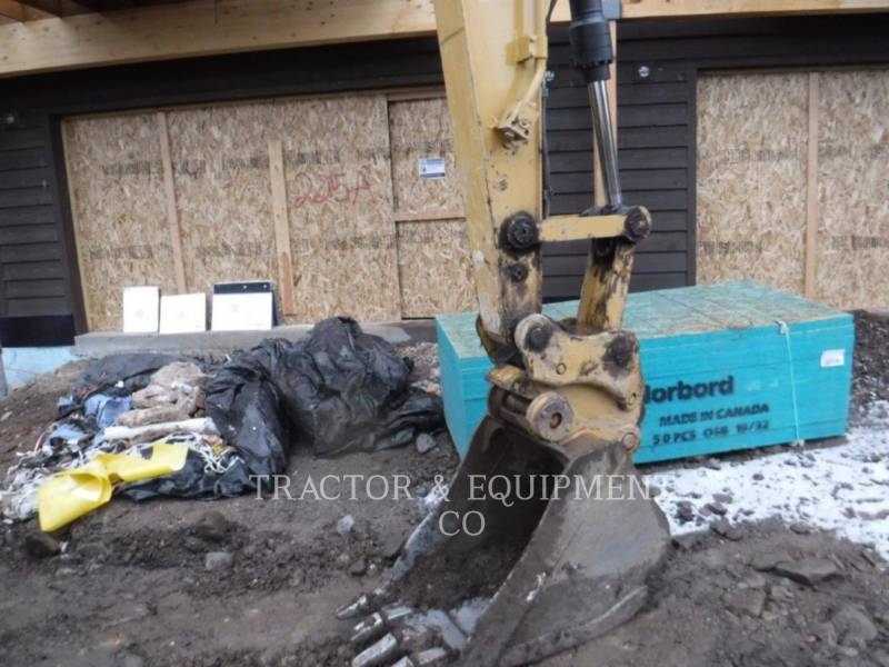 CATERPILLAR TRACK EXCAVATORS 312E equipment  photo 13