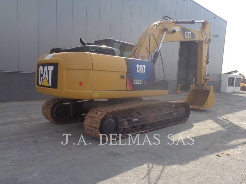 CATERPILLAR ESCAVADEIRAS 323D2L equipment  photo 4