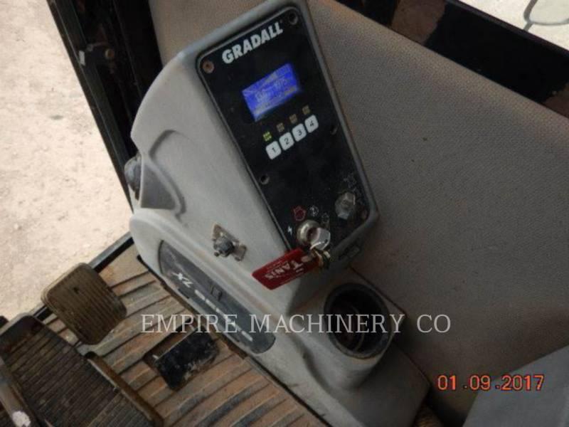 GRADALL COMPANY KOPARKI GĄSIENICOWE XL5200 equipment  photo 13