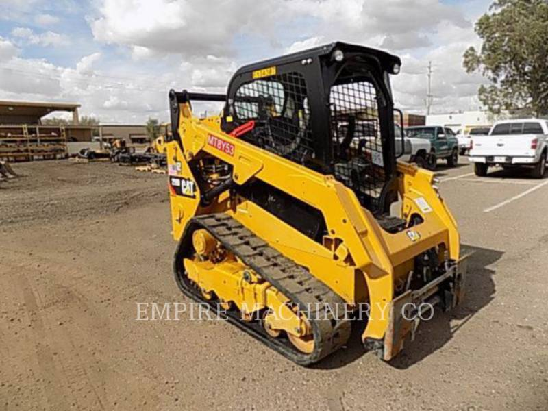 CATERPILLAR MINICARREGADEIRAS 259D equipment  photo 1
