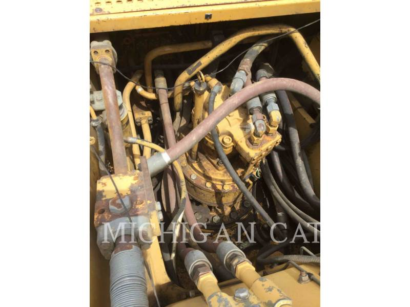 CATERPILLAR TRACK EXCAVATORS 322BL equipment  photo 10