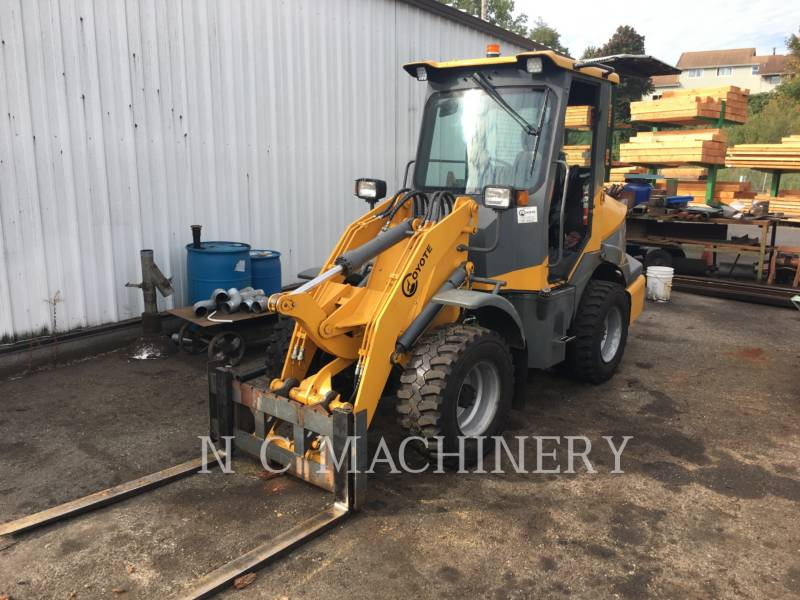 KIOTI TRACTOR WHEEL LOADERS/INTEGRATED TOOLCARRIERS CS910 equipment  photo 4