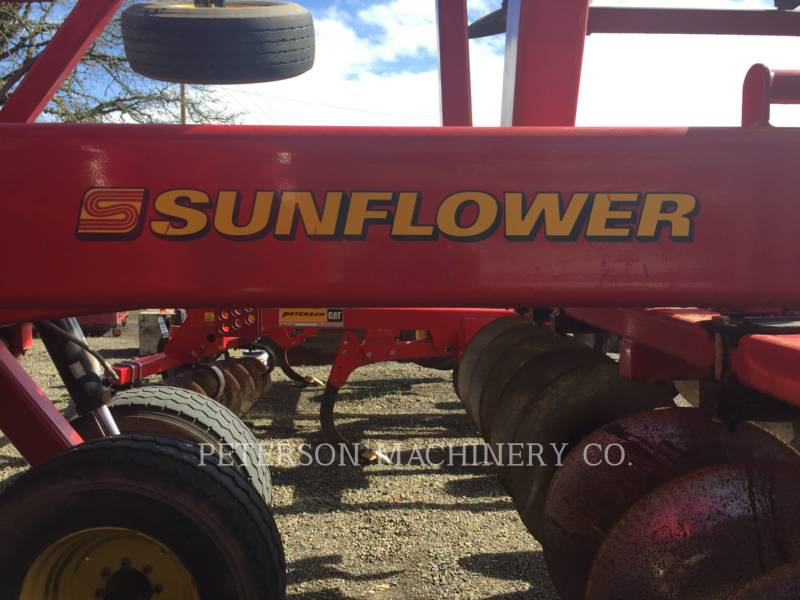 SUNFLOWER DISC SONSTIGES SF4630-11 equipment  photo 4