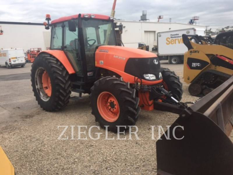 KUBOTA TRACTOR CORPORATION AG TRACTORS M135XDTC equipment  photo 1