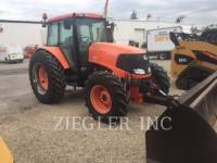 Equipment photo KUBOTA TRACTOR CORPORATION M135XDTC AGRARISCHE TRACTOREN 1