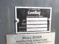 LEE-BOY NIVELEUSES 685C equipment  photo 8