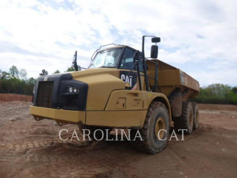 CATERPILLAR TOMBEREAUX ARTICULÉS 740B equipment  photo 3
