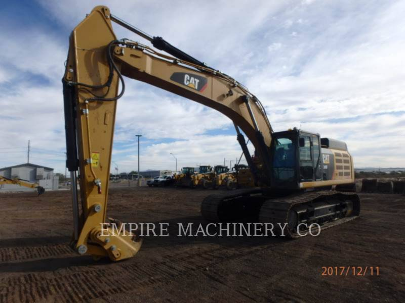 CATERPILLAR EXCAVADORAS DE CADENAS 349FL    P equipment  photo 4