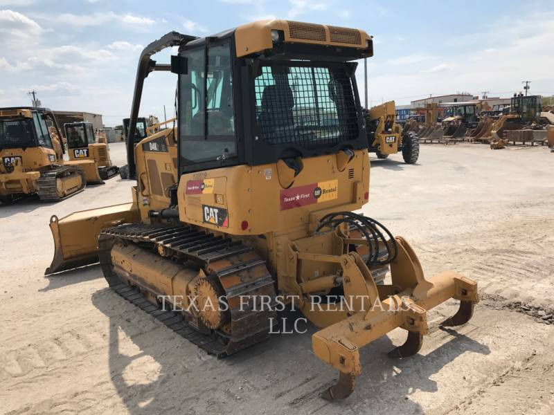 CATERPILLAR TRACTORES DE CADENAS D 4 K XL equipment  photo 2