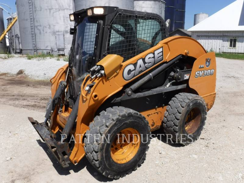 CASE CHARGEURS COMPACTS RIGIDES SV300 equipment  photo 1