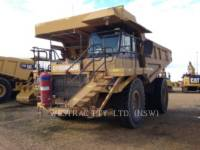 CATERPILLAR STARRE DUMPTRUCKS 775E equipment  photo 2