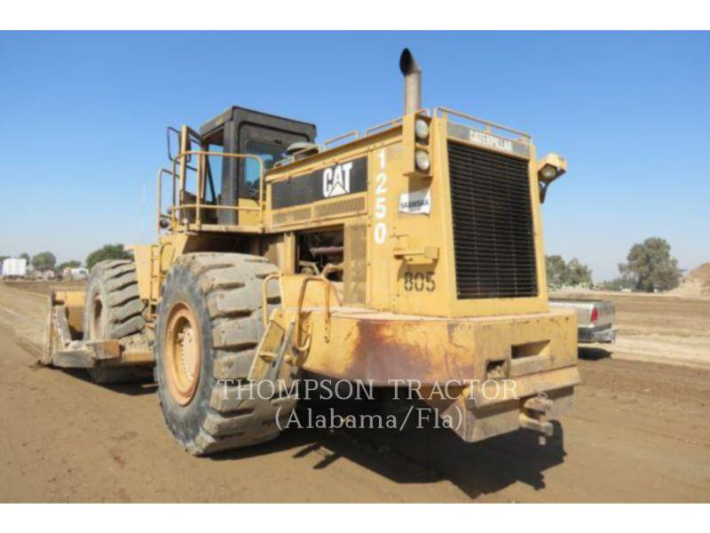 CATERPILLAR WHEEL DOZERS 834B equipment  photo 3