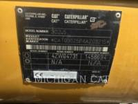 CATERPILLAR ESCAVADEIRAS 302.5 equipment  photo 24
