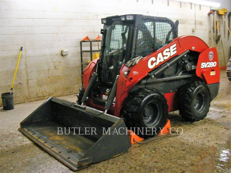 CASE/NEW HOLLAND MINICARGADORAS SV280 equipment  photo 1