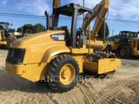 CATERPILLAR TRILLENDE ENKELE TROMMEL OPVULLING CP-433E equipment  photo 2