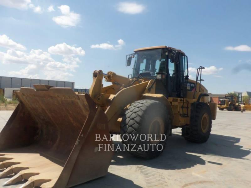 CATERPILLAR 鉱業用ホイール・ローダ 972H equipment  photo 1