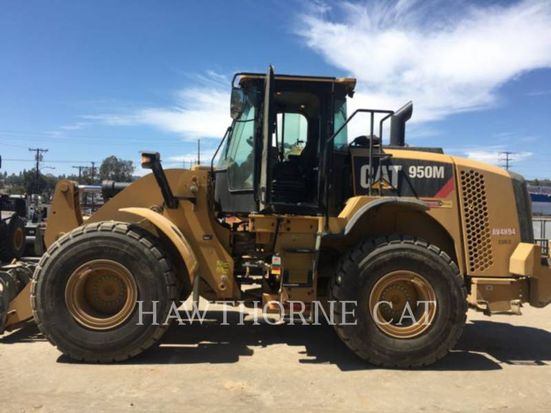 CATERPILLAR MINING WHEEL LOADER 950M equipment  photo 1