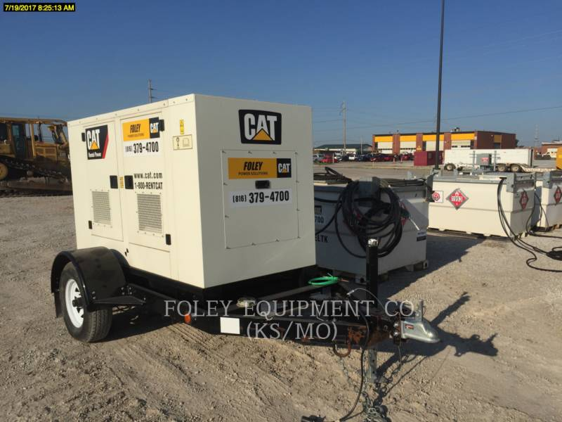 OLYMPIAN CAT PORTABLE GENERATOR SETS (OBS) XQ30 equipment  photo 4