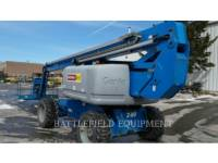 GENIE INDUSTRIES LIFT - BOOM Z80/60J RT equipment  photo 7