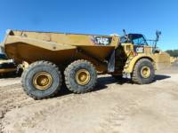 CATERPILLAR DUMPER ARTICOLATI 745C equipment  photo 2