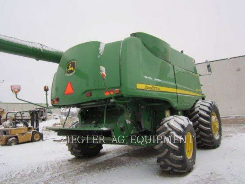 DEERE & CO. COMBINES 9870STS equipment  photo 2