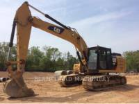 CATERPILLAR EXCAVADORAS DE CADENAS 326FL equipment  photo 2