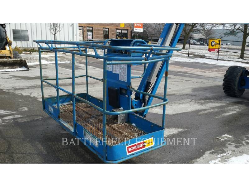 GENIE INDUSTRIES LIFT - BOOM Z80/60J RT equipment  photo 3