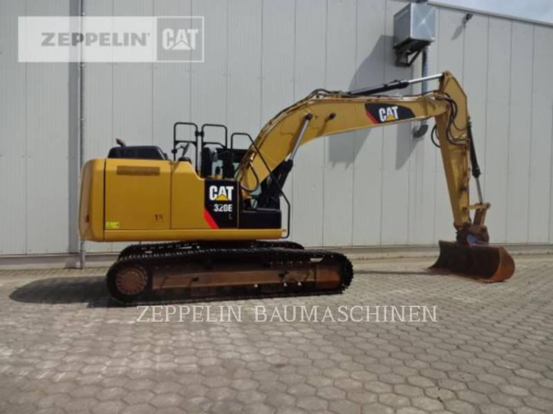 CATERPILLAR EXCAVADORAS DE CADENAS 320EL equipment  photo 7