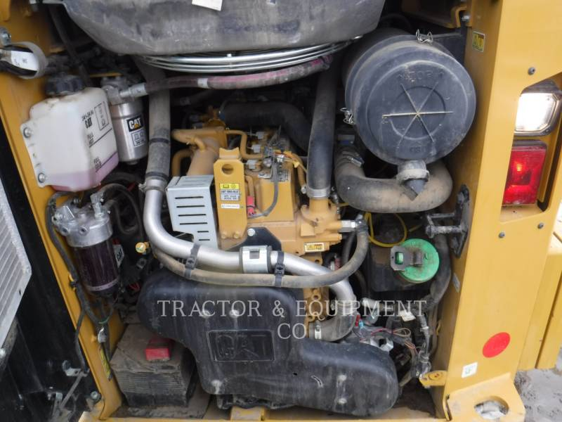 CATERPILLAR CHARGEURS COMPACTS RIGIDES 259D H2CB equipment  photo 7