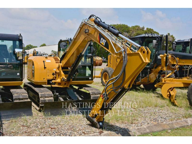 CATERPILLAR EXCAVADORAS DE CADENAS 308E2CR equipment  photo 3
