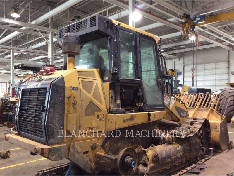 CATERPILLAR CHARGEURS SUR CHAINES 953D equipment  photo 7