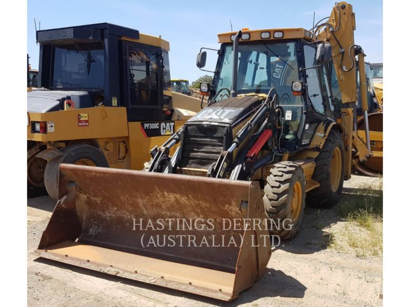 Caterpillar BULDOEXCAVATOARE 432 D POWERSHIFT equipment  photo 1