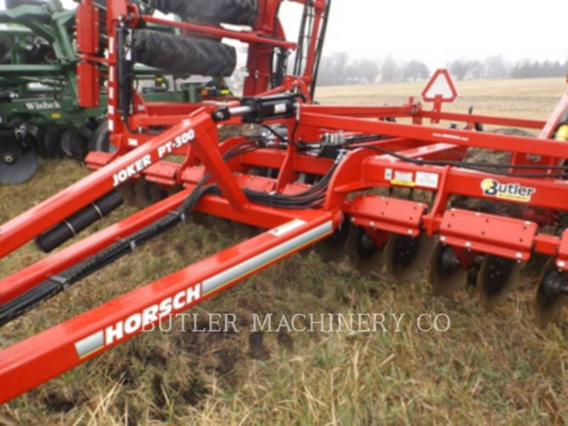 HORSCH ANDERSON AG TILLAGE EQUIPMENT JKR PT300 equipment  photo 3
