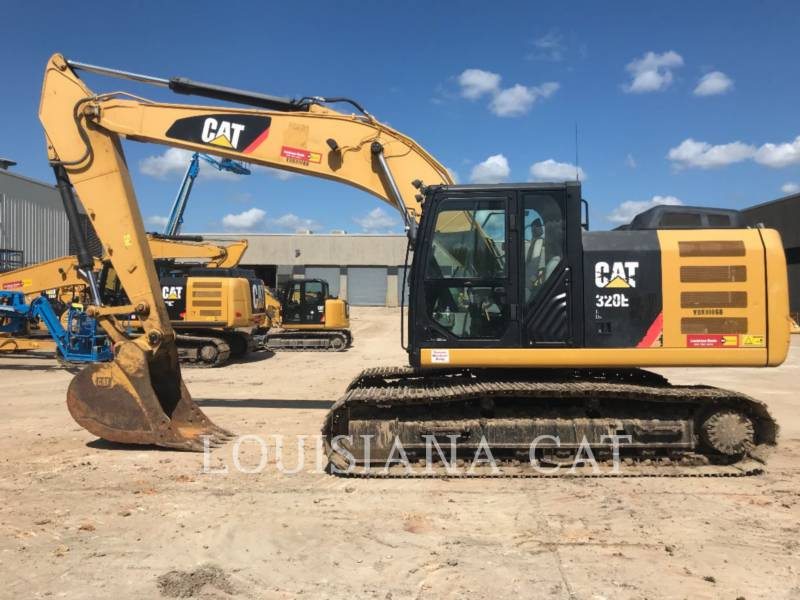 Caterpillar EXCAVATOARE PE ŞENILE 320EL equipment  photo 1