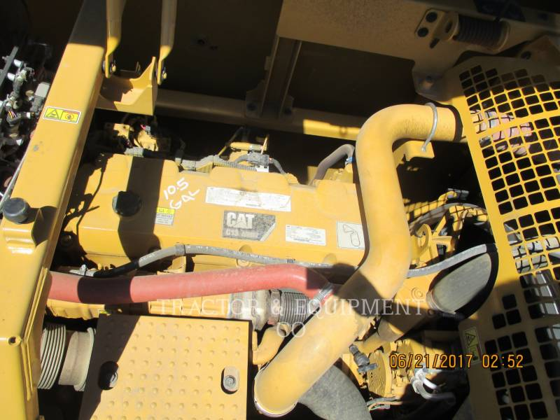 CATERPILLAR TRACK EXCAVATORS 349E LVG equipment  photo 11
