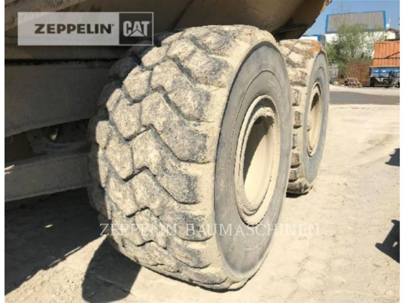 CATERPILLAR DUMPER ARTICOLATI 745C equipment  photo 10