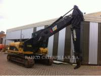 Equipment photo CATERPILLAR 320DFMLLB CARICATORE DI TRONCHI 1