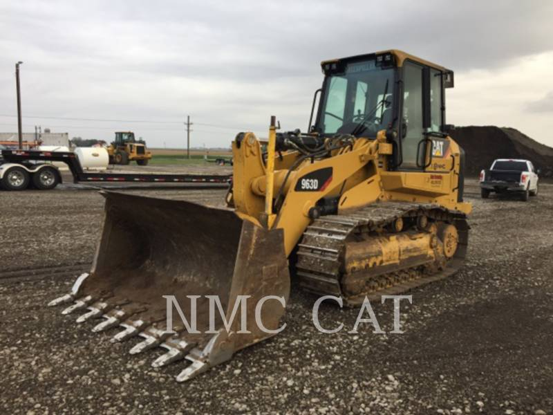 CATERPILLAR 履帯式ローダ 963D equipment  photo 6
