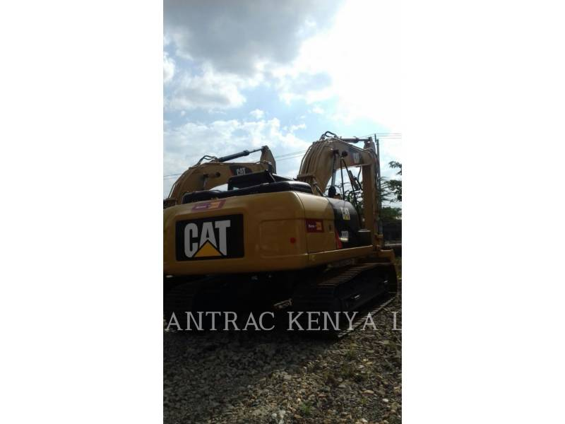 CATERPILLAR PELLES SUR CHAINES 323 D2 L  equipment  photo 3