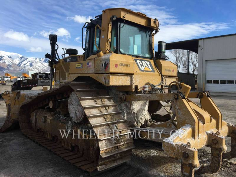 CATERPILLAR TRACTEURS SUR CHAINES D6T LGP VP equipment  photo 1