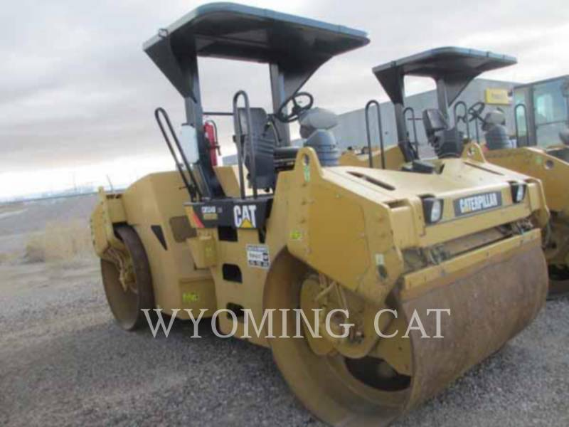 CATERPILLAR COMPACTADORES CB-534D XW equipment  photo 1