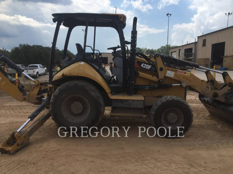 CATERPILLAR RETROEXCAVADORAS CARGADORAS 420F/IT equipment  photo 9